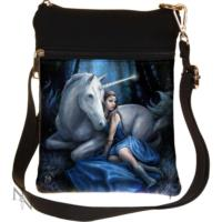 Borsa con unicorno Blue Moon