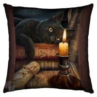 Cuscino con Gatto Witching Hour