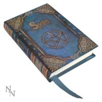 Diario Wicca Book of Spells Blue