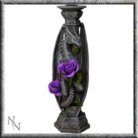 Dragon Beauty Candle by Anne Stokes