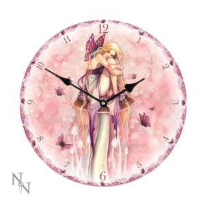 Little Fairy Clock Orologio con fata