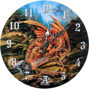 Orologio - Dragons of the Runering