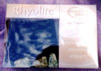 Set di 3 pietre Riolite
