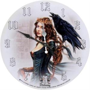Tarot Queen - Orologio da parete