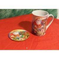 Tazza Babbo Natale Vintage