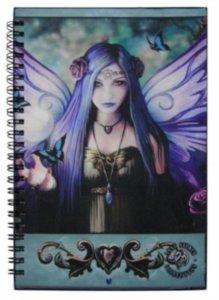 Quaderni, penne e matite con Fate