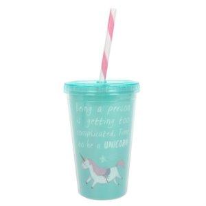 Tazze e bicchieri con unicorni