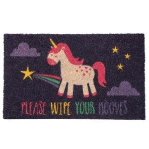Accessori per la casa con unicorni